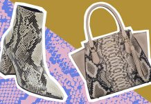 The Accessories Print You're Going To See Everywhere This Fall