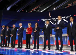 Here's everything you need to know about the November Democratic debate
