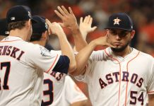The Houston Astros' self-created domestic violence controversy, explained