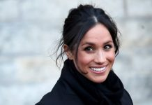 Meghan Markle Just Gave Her Go-To Updo A '60s Twist