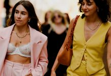 Over 100 Women Wore This UK-Based Jewelry Brand During Fashion Week