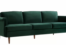This Top-Selling Sofa (+100s Of Other Home Goods) Can Be Shipped For FREE This Weekend