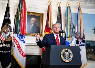 Trump's Baghdadi press conference shows how he ruins even his best moments
