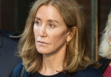 Felicity Huffman Seen For First Time Since Leaving Prison