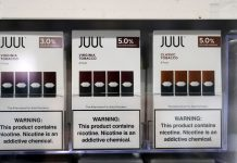 Juul allegedly shipped 1 million contaminated vaping products last year