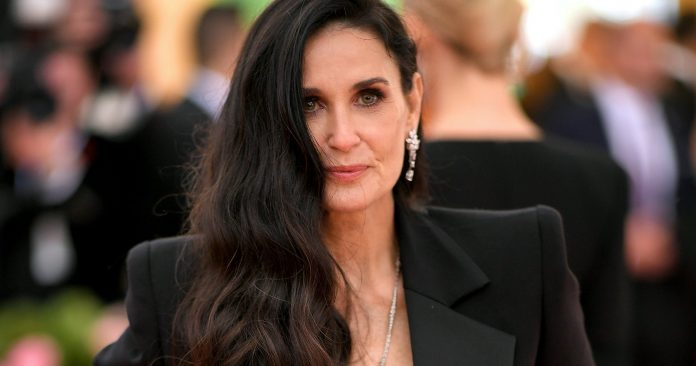 Demi Moore's Daughters Discuss Their Mom's Sobriety On Red Table Talk