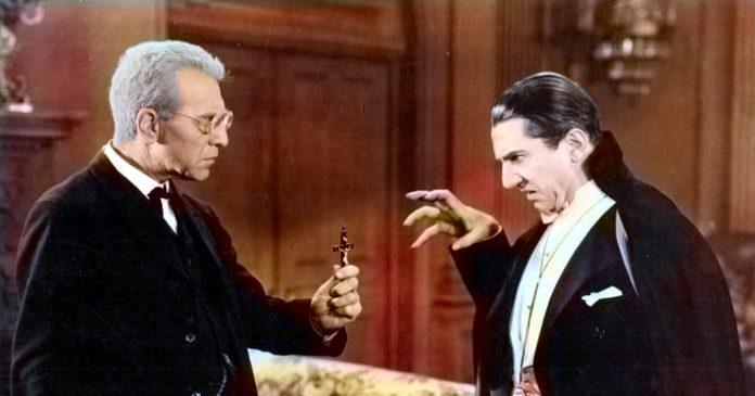 Why Dracula absolutely slaps