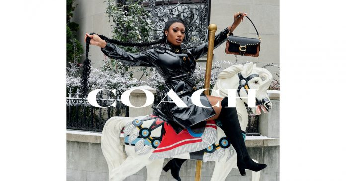 Megan Thee Stallion Stars In Her First Major Fashion Campaign