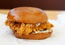 The Popeyes fried chicken sandwich is back after a 2-month shortage