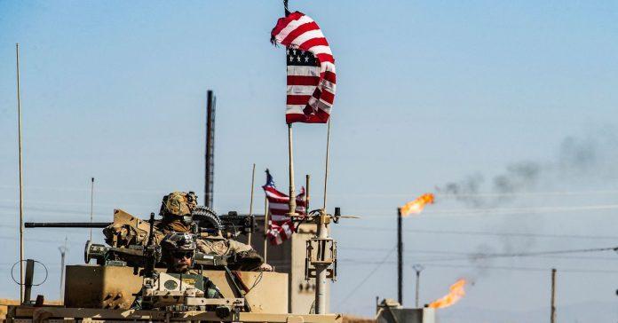 Trump: We should keep Syria's oil. The Pentagon: Nope.