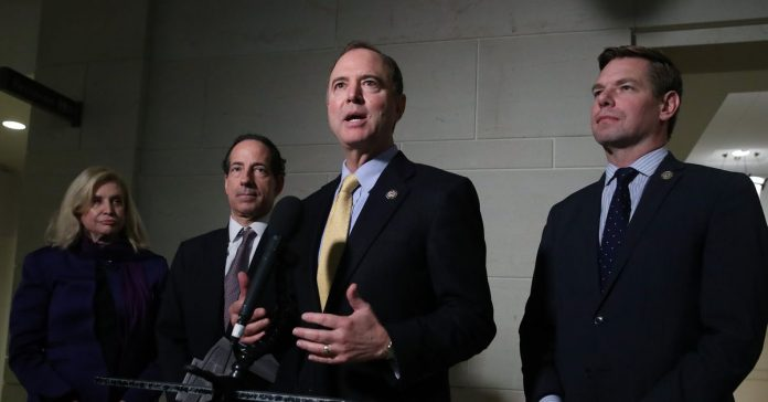 House Democrats deny Republicans' request for whistleblower testimony