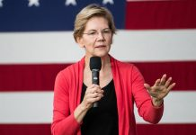 Elizabeth Warren Doesn't Care If Joe Biden Thinks She's Angry