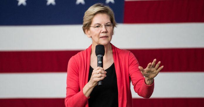 Elizabeth Warren Doesn't Care If Joe Biden Thinks She's Angry