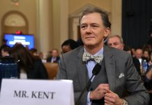 What George Kent's bow tie says about his impeachment testimony