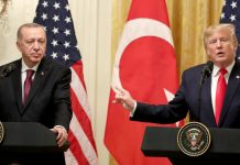 Trump showed he doesn't understand Turkey — while standing next to Turkey's president