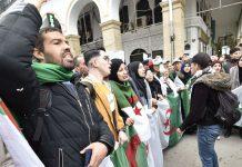 Algeria's forgotten protesters