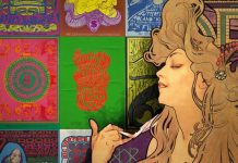"Where the 1960s ""psychedelic"" look came from"