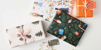 The Best Sites For Stylish & Affordable Wrapping Paper