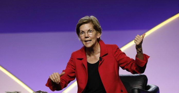 One advantage of Elizabeth Warren's employer health fee plan: It polls well