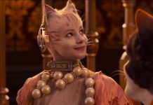 Cats' new trailer is here. It's very Cats.