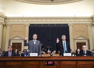 Who's who in the impeachment hearings