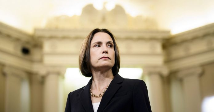 The key moment from Fiona Hill's testimony