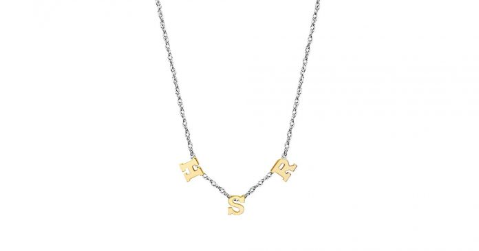 A Monogrammed Necklace Is The Easiest Thoughtful Gift In The Game