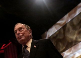 Michael Bloomberg is finally officially running for president