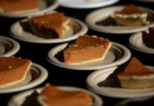 The endless shaming over Thanksgiving pie makes no sense
