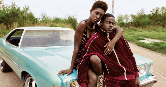 Queen & Slim retells the Bonnie and Clyde myth as a story about blackness in America