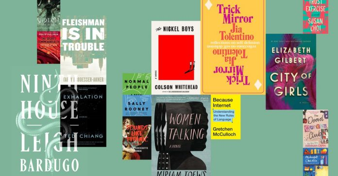 The best books I read in 2019