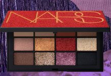 This Nars Eyeshadow Palette Is Holiday Sparkle At Its Finest
