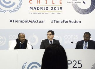 UN climate talks in Madrid have stalled. Countries are blaming the US.