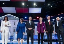Top Democratic candidates ask the DNC to allow more candidates to participate in debates