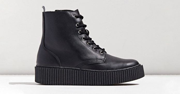 Put Your Friendliest Foot Forward This Winter In A Pair Of Vegan Leather Boots