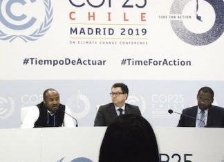 Vox Sentences: Climate talks left in the cold