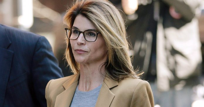 Lori Loughlin's New Defense: I Thought It Was All For Charity