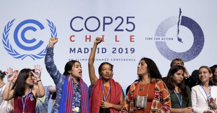The US, Japan, and Australia let the whole world down at the UN climate talks