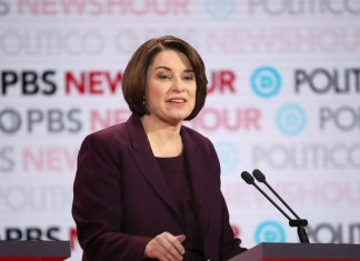 Poll: Amy Klobuchar made the biggest gains with voters at the debate