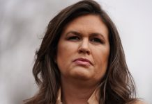 Sarah Sanders Confirms She Is The Worst By Making Fun Of Joe Biden's Stutter