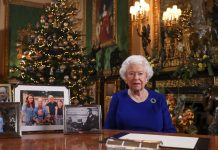 Queen Elizabeth gave her annual Christmas speech. The internet saw a secret message about Brexit.