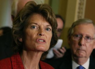 """Murkowski """"disturbed"""" by McConnell pledge to work with Trump White House on impeachment"""
