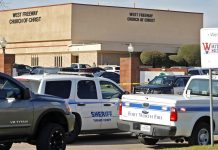 What we know about a shooting at a White Settlement, Texas, church
