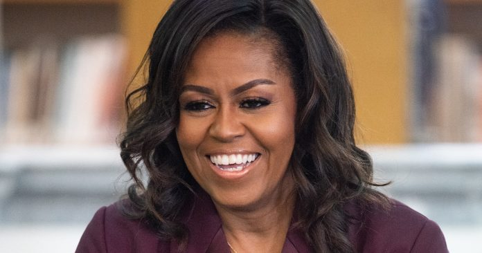 Michelle Obama Is 2019's Most Admired Woman, Of Course