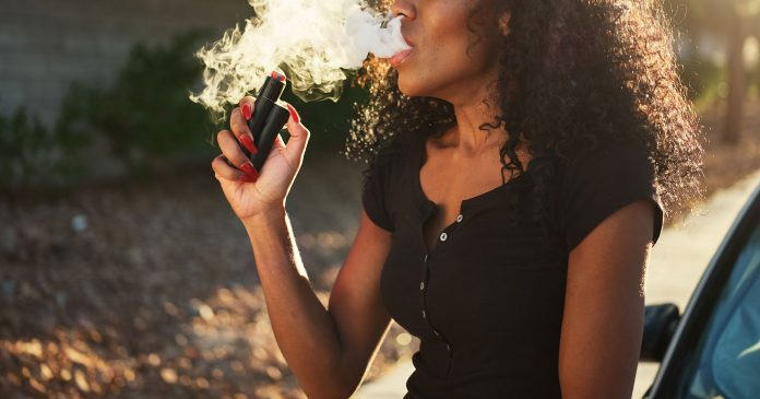 The FDA Expected To Ban Most E-Cigarette Flavors To Curb Use By Teens