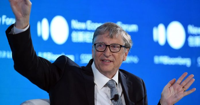 Bill Gates's big takeaway from 2019: raise his taxes