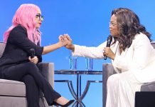 Lady Gaga Got Candid With Oprah About The Cause Of Her PTSD & How She Manages It