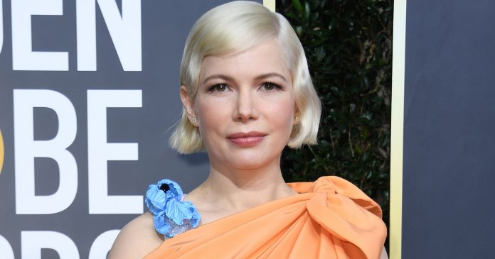 Michelle Williams Celebrates A Woman's Right To Choose In Passionate Golden Globes Speech