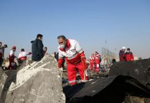 A Ukrainian plane crashed in Iran: What we know