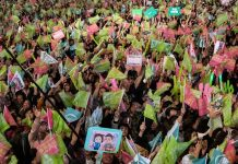 Taiwanese President Tsai Ing-wen, an opponent of Beijing, has won reelection